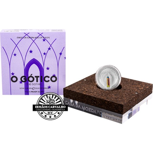 THE GOTHIC 2020 5 Euro (Silver Proof)