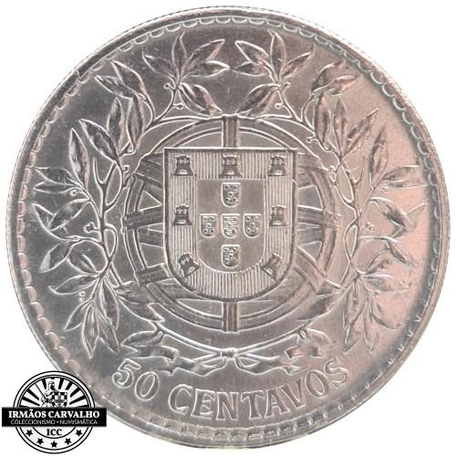 50 Centavos 1914