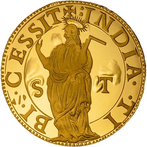 Portugal 7.5€ 2021  Gold Ferdinand Magellan MACTAN 1521
