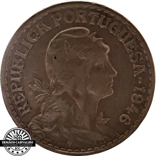 1 Escudo 1946
