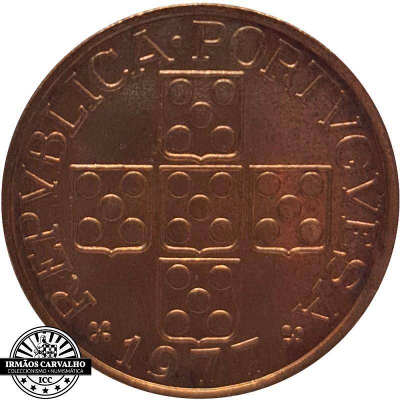 1 Escudo 1977