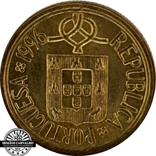1 Escudo 1996