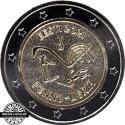 Estónia 2€ 2021 Fenno-Ugria Peolple