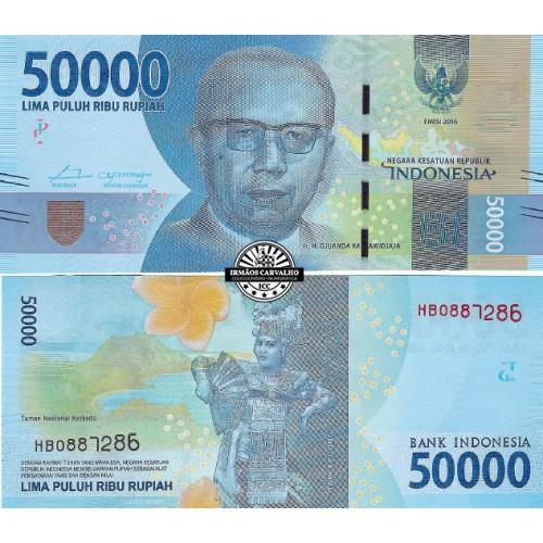 Indonesia 50 000 Rupiah  2017