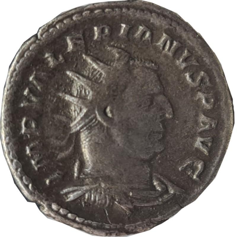 Treboniano Gallo  (251 to 254 ) Antoniniano