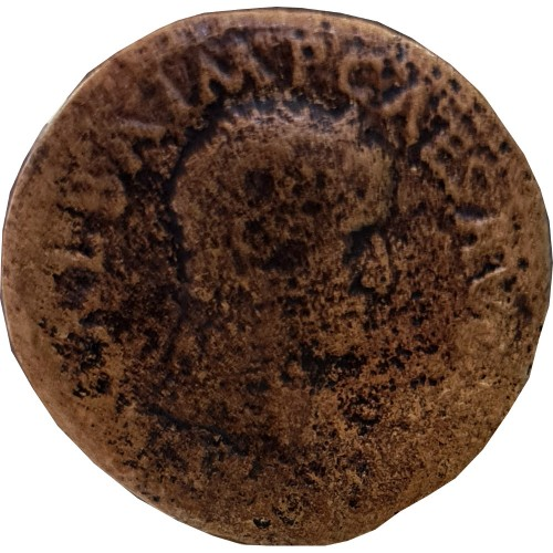 Galba  (68 to 69 D.C.) Sestercio