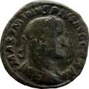 Maximinus I (235 to 238 D.C.)  Sestercio