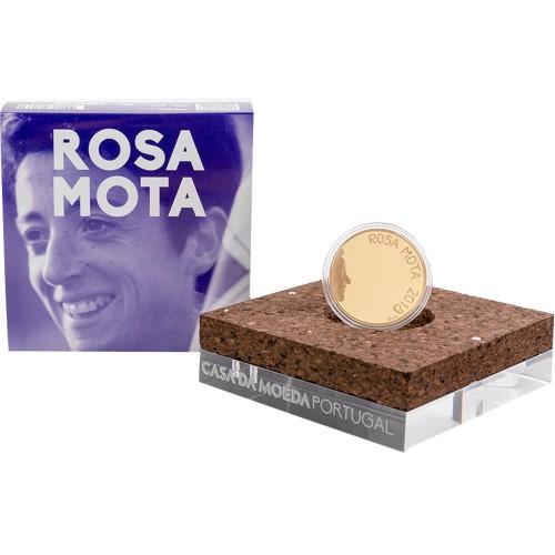 Portugal 7.5€ 2018 Rosa Mota (Gold)