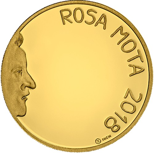 Portugal 7.5€ 2018 Rosa Mota