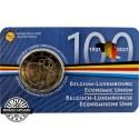 Belgium 2 euro 2021 Economic Union Belgium Luxemburg