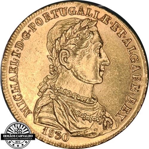 D.Michael I 3.750 Reis 1830 (Gold)
