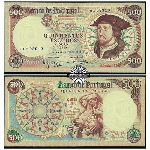 500$00 Ch.10 (25/01/1966)
