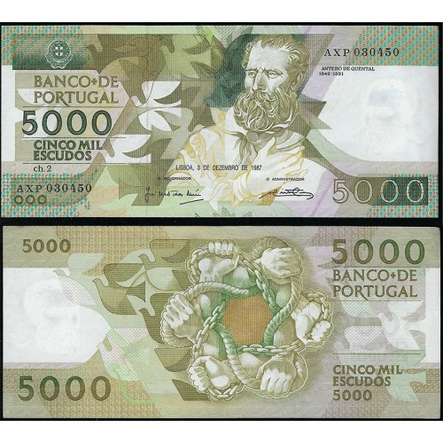 5000$00 Ch.1 (3/12/1987)