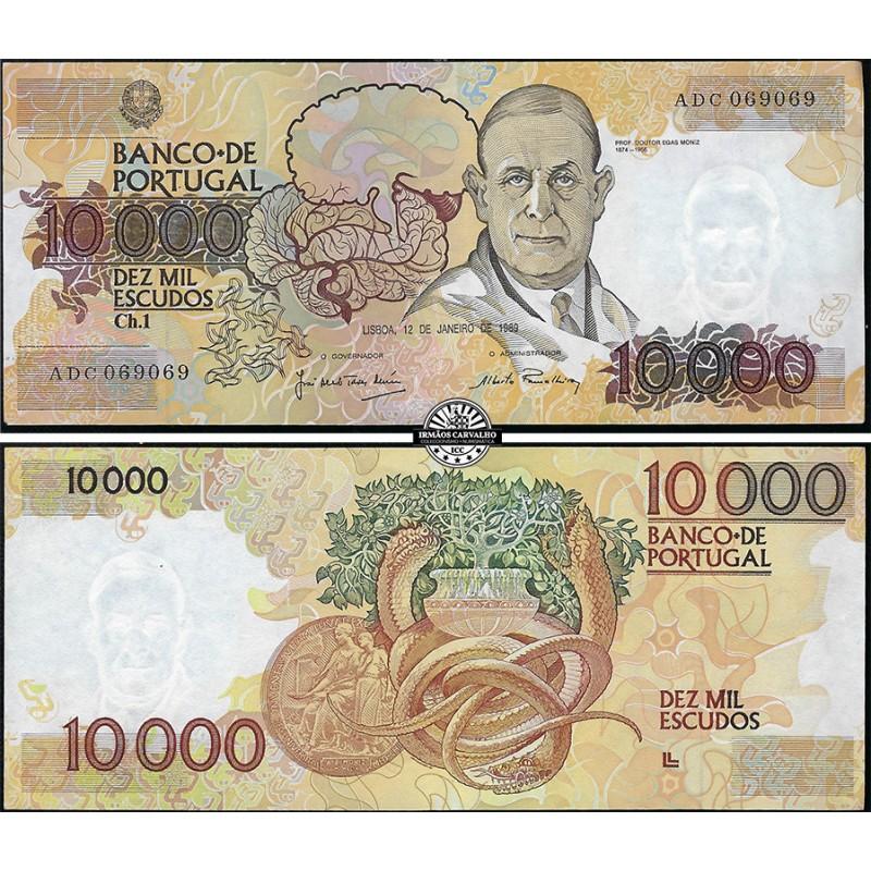 10000$00 Ch.1 (12/01/1989)