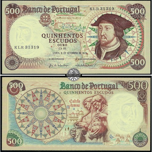 500$00 Ch.10 (06/09/1979)