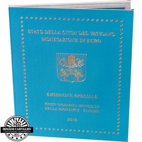 Vatican 2019 Special Set (9 Coins)