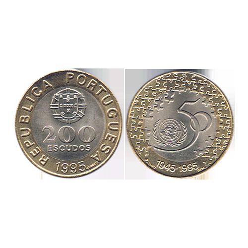 200$00 1995 ( 50º Onu)