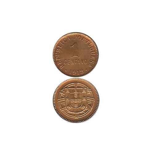 1 Centavo 1918