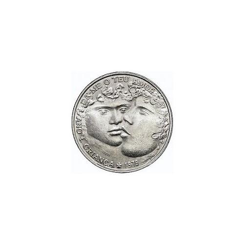 25$00 (Ano Internacional da Criança)