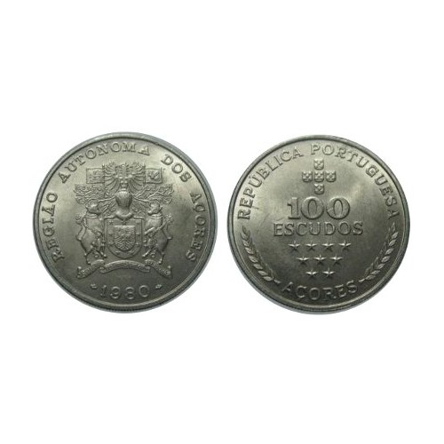 100$00 (R. A. Açores)