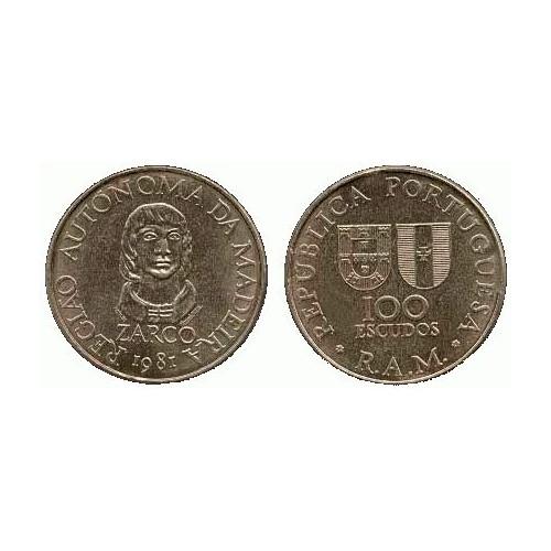 100$00  (R. A. da Madeira)