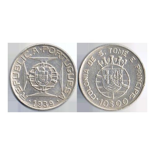 S.Thomas&Prince 10$00 1939
