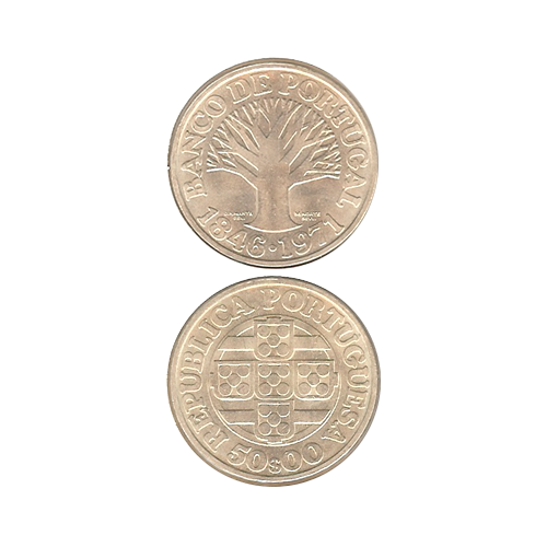 50$00 ( Banco Portugal )