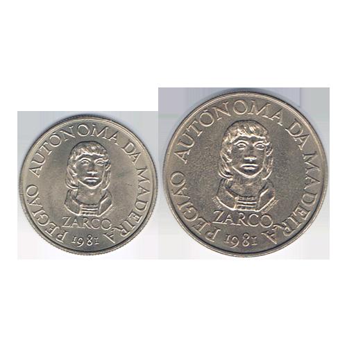 Coleção  Madeira 1981