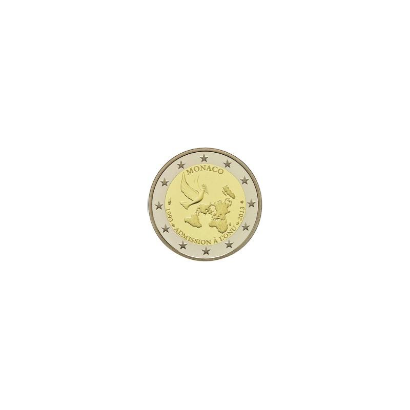Monaco 2€ 2013