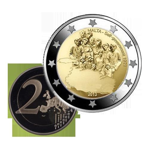 Malta 2€ 2013 Self Government