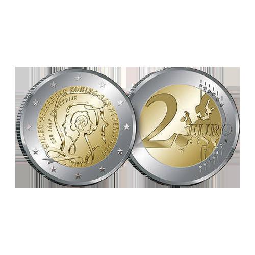 Holanda  2€ 2013 Fundação