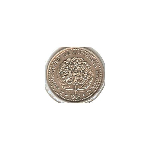 100$00 (10º Aniversário da Autonomia Regional)