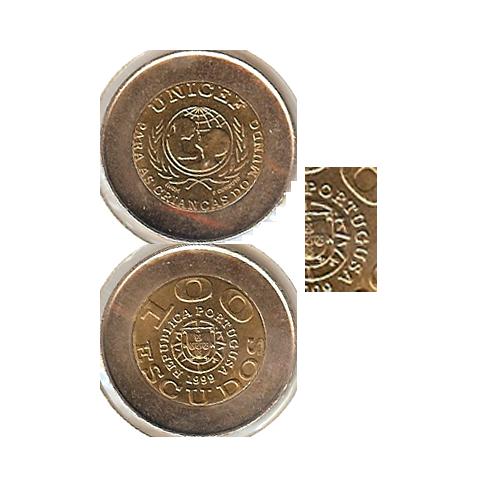 100$00 1999 (Unicef - Portugusa)