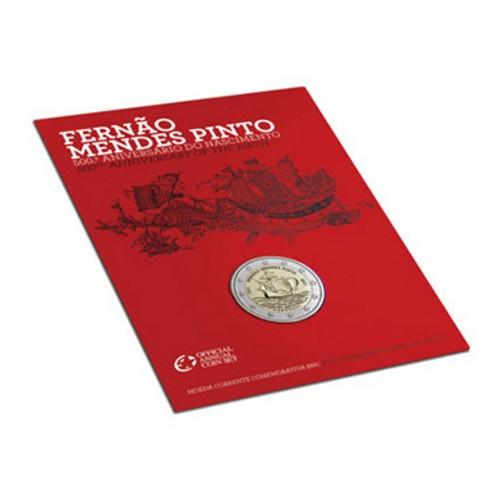 Portugal 2€ 2011 (B.N.C.)