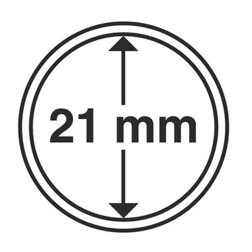 Cápsulas 21 mm
