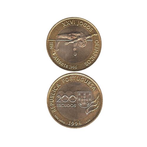 200$00 (XXVI J. Olímpicos)