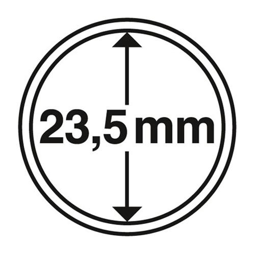 Cápsulas 23,5 mm