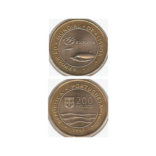 200$00 (Expo´ 98 - Golfinho)