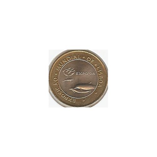 200$00 1997 (Expo´ 98 - Golfinho)
