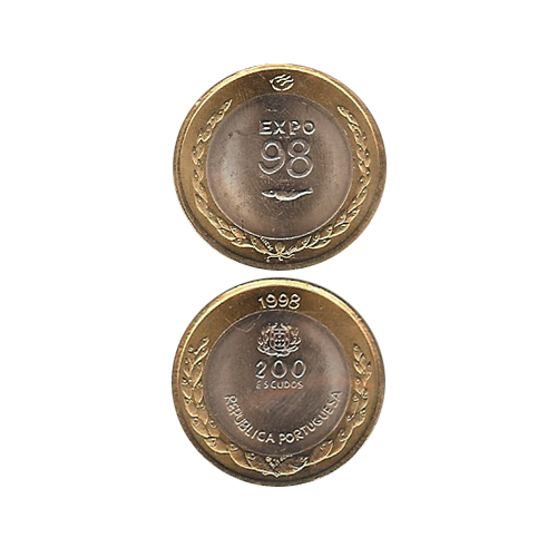 200$00 1998  (Expo´ 98)