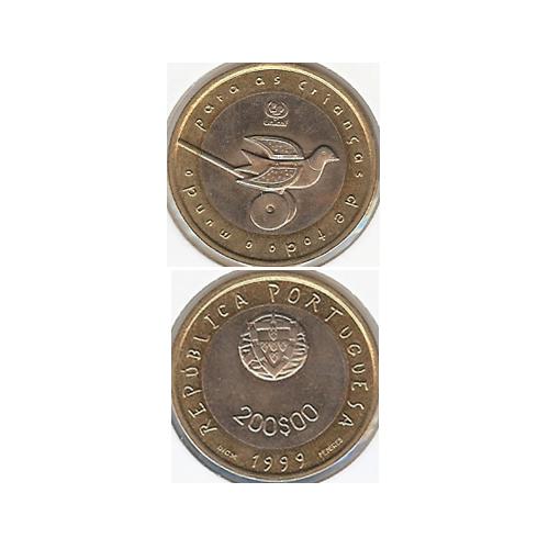 200$00 1999 (Unicef)