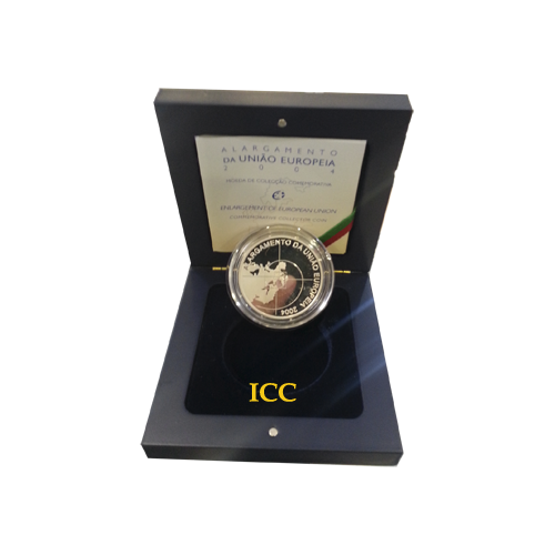 Portugal 8€ Proof 2004
