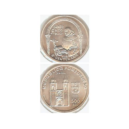 500$00 1995 (Santo António)