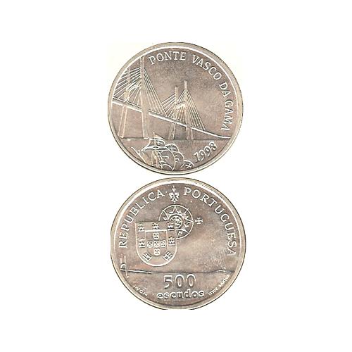 500$00 1998 (Ponte Vasco da Gama)
