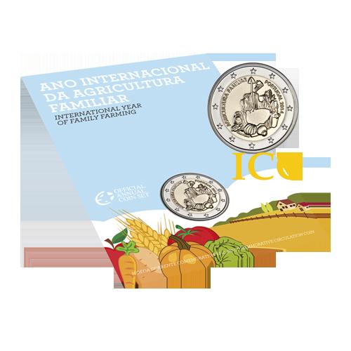 Portugal 2€ 2014 Bnc