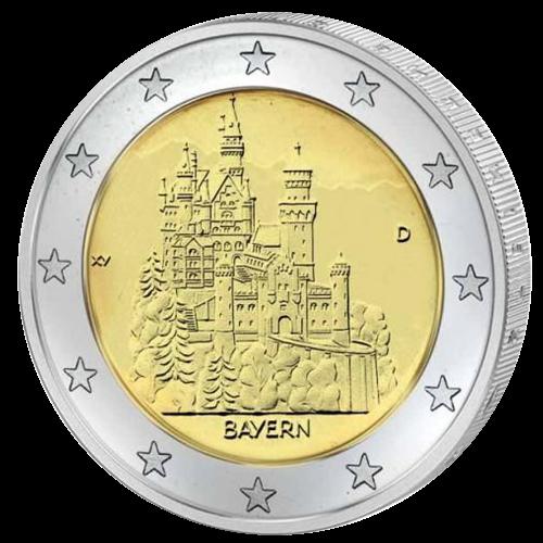 Alemanha 2€ 2010