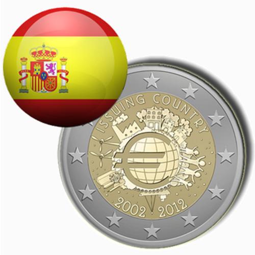 Espanha (2,00€ 2012)