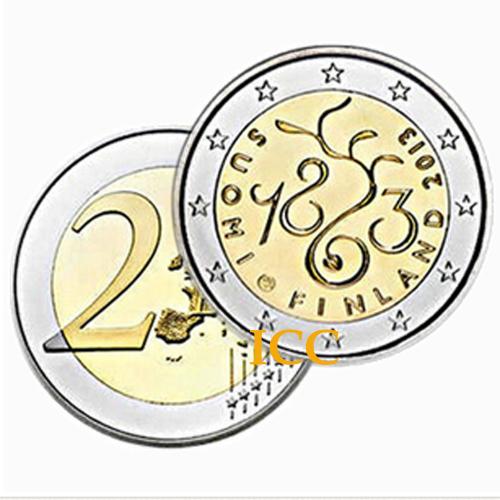 Finlândia 2€ 2013 Parlamento