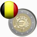 Bélgica 2,00€ 2012