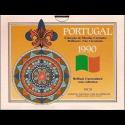 Carteira B.N.C. 1990